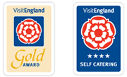 Visit England - Gold Award